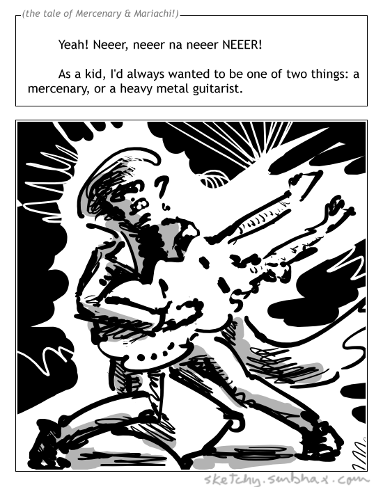 Sketchy - 0381